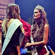 Miss Europe Continental beauty contest. Work by Miss Europe Continental. Photo #188641