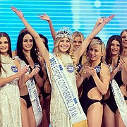 Miss Europe Continental beauty contest. Work by Miss Europe Continental. Photo #188642