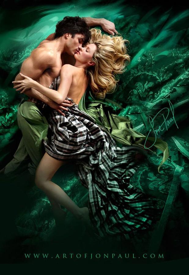 Love Story Book Cover Art ~ Work by jon paul · modelisto