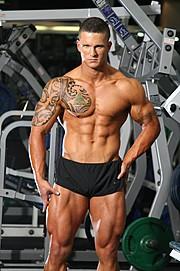 Aaron Selkrig Model