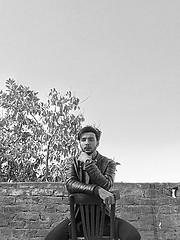 Abdel Monem Ghazy model. Photoshoot of model Abdel Monem Ghazy demonstrating Fashion Modeling.Fashion Modeling Photo #203412
