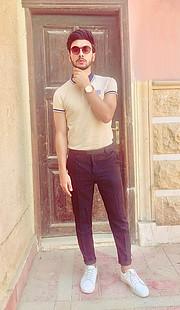 Abdel Monem Ghazy model. Photoshoot of model Abdel Monem Ghazy demonstrating Fashion Modeling.Fashion Modeling Photo #203420