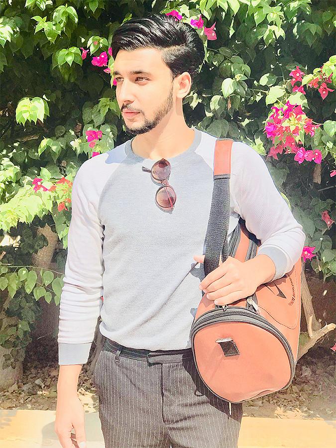 Abdel Monem Ghazy Model
