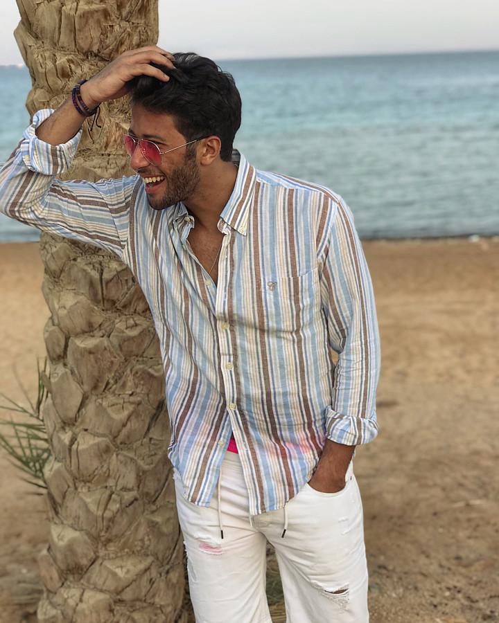 Abdelrahman Shoura model. Modeling work by model Abdelrahman Shoura. Photo #201474