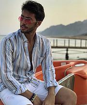Abdelrahman Shoura model. Photoshoot of model Abdelrahman Shoura demonstrating Fashion Modeling.Fashion Modeling Photo #210492