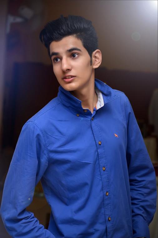 Abdul Wahab model. Modeling work by model Abdul Wahab. Photo #209131