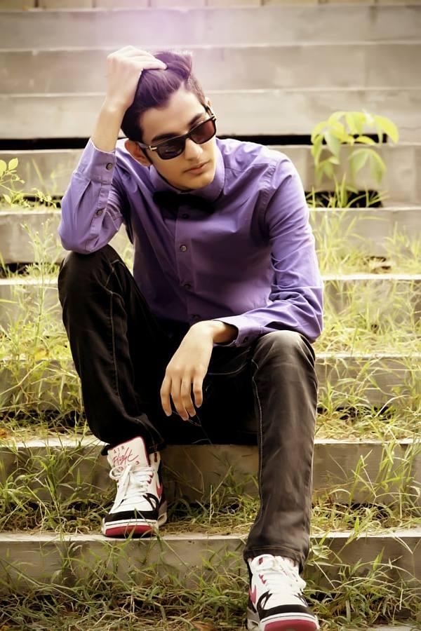Abdul Wahab model. Modeling work by model Abdul Wahab. Photo #209135