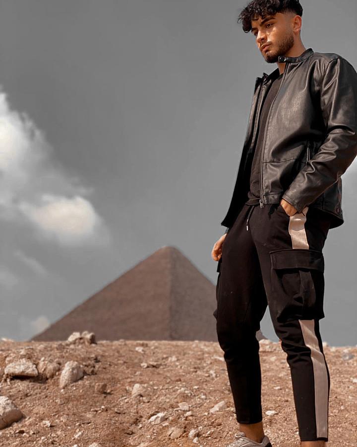 Abdulrahman Alziyadah Model