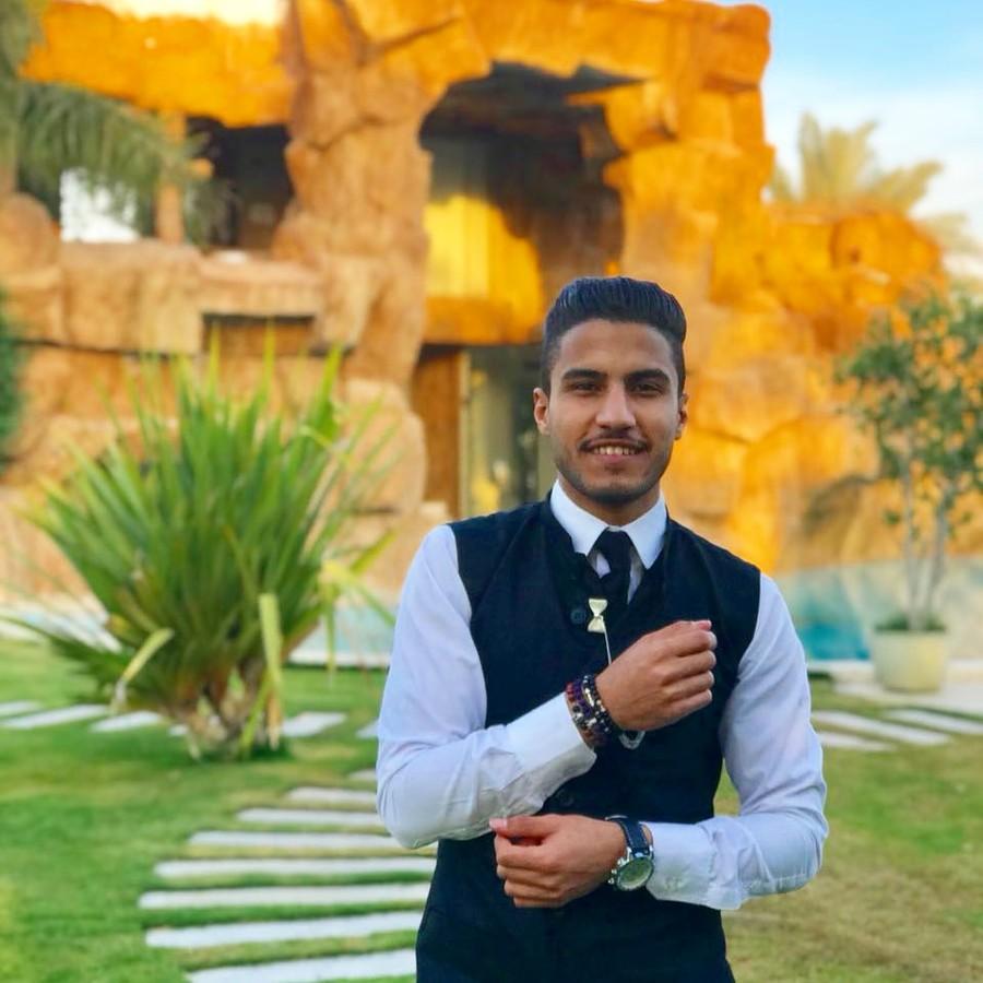 Abdulrhman Rhmdan Fashion Stylist
