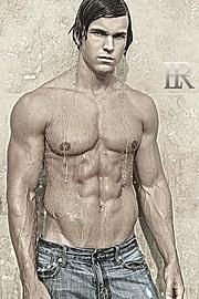 Abel Albonetti model. Modeling work by model Abel Albonetti. Photo #102446