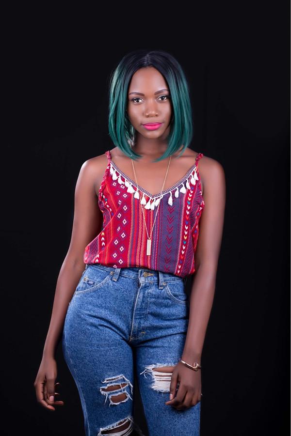 Abigael Yimbo model. Photoshoot of model Abigael Yimbo demonstrating Fashion Modeling.Fashion Modeling Photo #189407