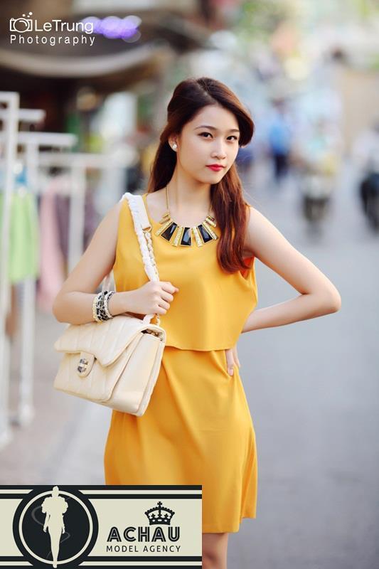 Achau Agency modeling agency. casting by modeling agency Achau Agency.photographer: Le TrungWomen Casting Photo #144702