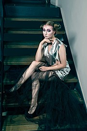 Adam Nicolaou photographer. Work by photographer Adam Nicolaou demonstrating Fashion Photography.FantasyFashion Photography Photo #179004