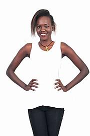 Adau Deng model. Photoshoot of model Adau Deng demonstrating Fashion Modeling.Fashion Modeling Photo #181144