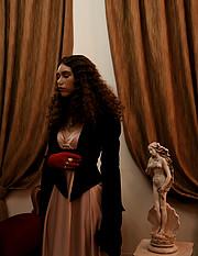 Adele Zemdikhanova Model