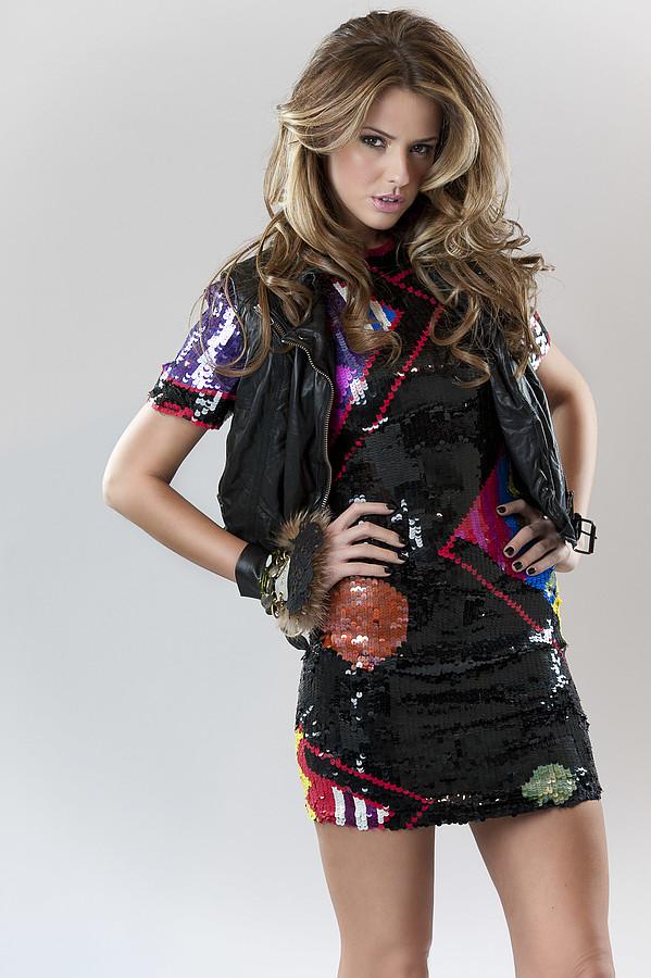 Model Fashion Photoshoot
