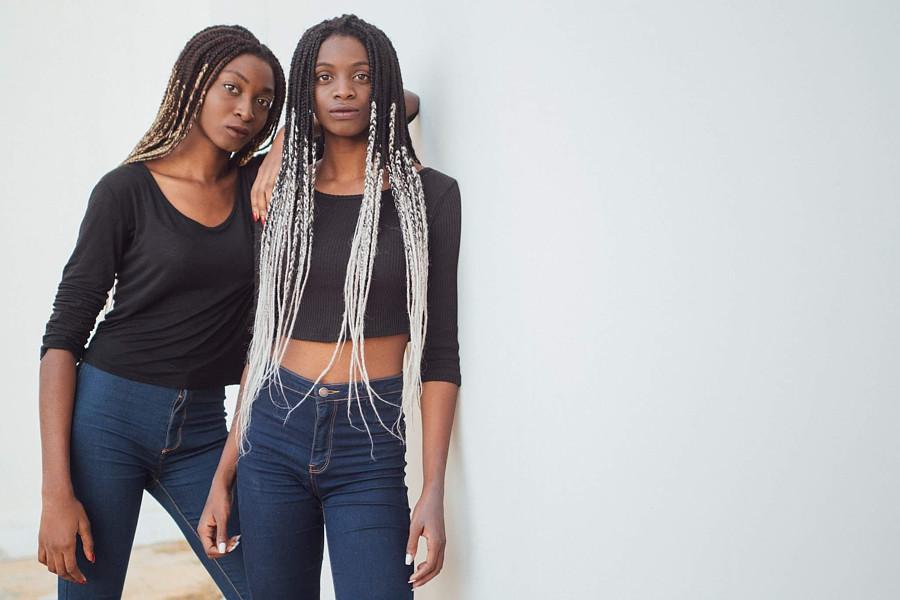 Agapi Olagbegi model (μοντέλο). Photoshoot of model Agapi Olagbegi demonstrating Fashion Modeling.The Olagbegi Sistersmodel: Mary OlagbegiFashion Modeling Photo #198227