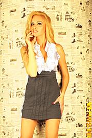 Agata Marciniak model (modelka). Modeling work by model Agata Marciniak. Photo #104617