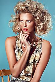 Agata Preyss photographer. Work by photographer Agata Preyss demonstrating Fashion Photography.Fashion Photography,Beauty Makeup Photo #43181