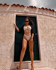 Aggeliki Tsianaka model (Αγγελική Τσιανάκα μοντέλο). Photoshoot of model Aggeliki Tsianaka demonstrating Body Modeling.Body Modeling Photo #225436