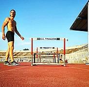 Aggelos Roussos Model & Athlete