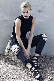 Agnes Fischer model. Photoshoot of model Agnes Fischer demonstrating Fashion Modeling.Fashion Modeling Photo #139976