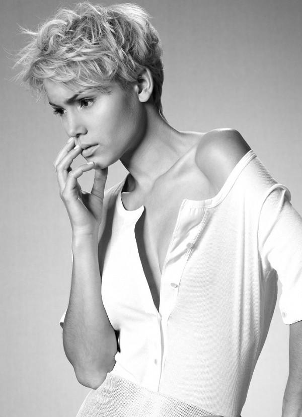 Agnes Fischer model. Photoshoot of model Agnes Fischer demonstrating Fashion Modeling.Fashion Modeling Photo #140002