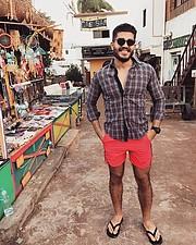 Ahmed Elhawary model. Photoshoot of model Ahmed Elhawary demonstrating Fashion Modeling.Fashion Modeling Photo #207522