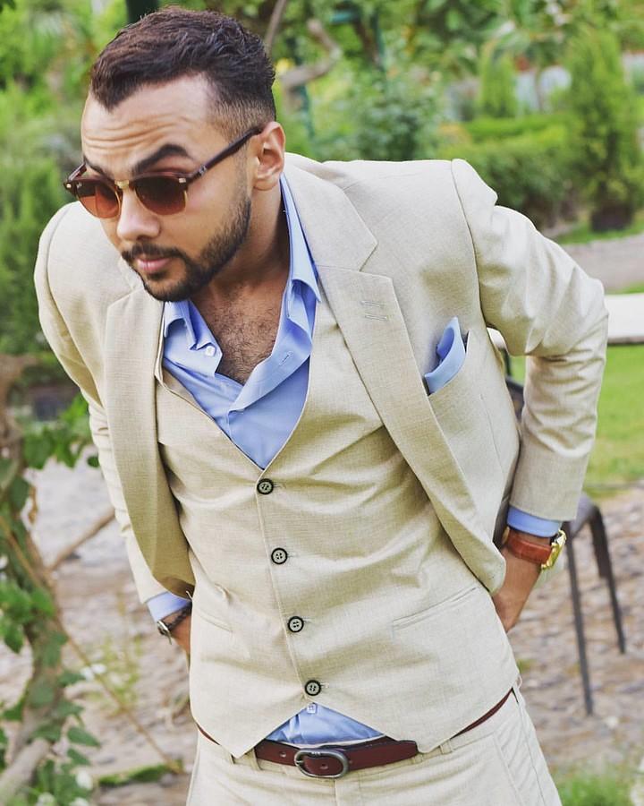 Ahmed Elkady Model & Actor
