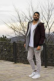 Ahmed Farouk Model & Fashion Stylist