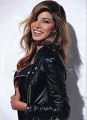 Aida Yespica model. Photoshoot of model Aida Yespica demonstrating Face Modeling.Face Modeling Photo #162885