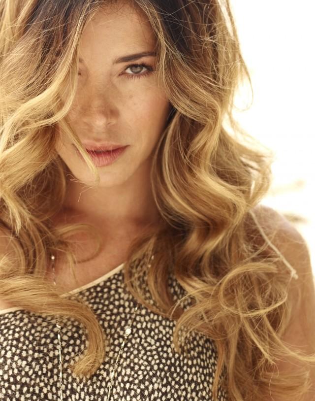 Aida Yespica model. Photoshoot of model Aida Yespica demonstrating Face Modeling.Face Modeling Photo #162926