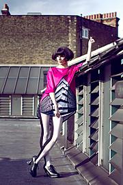 Aija Udentina makeup artist & hair stylist (Aija Ūdentiņa sminka & hársnyrtir). Work by makeup artist Aija Udentina demonstrating Fashion Makeup.Fashion Makeup,Fashion Hair Styling Photo #136718