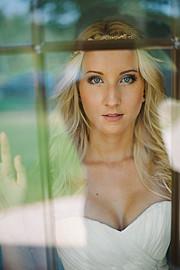 Aija Udentina makeup artist & hair stylist (Aija Ūdentiņa sminka & hársnyrtir). Work by makeup artist Aija Udentina demonstrating Bridal Makeup.Photo: Gatis LocmelisBridal Makeup,Bridal Hair Styling Photo #136722