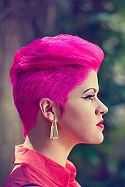 Aileen Solis makeup artist. makeup by makeup artist Aileen Solis. Photo #95027