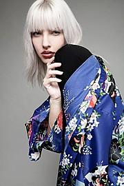 AJ Knapp model. Photoshoot of model AJ Knapp demonstrating Face Modeling.Face Modeling Photo #112203