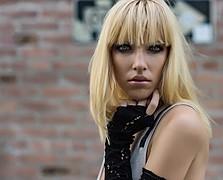 AJ Knapp model. Photoshoot of model AJ Knapp demonstrating Face Modeling.Face Modeling Photo #112205