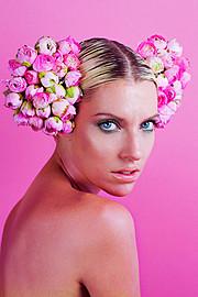 AJ Knapp model. Photoshoot of model AJ Knapp demonstrating Face Modeling.Face Modeling Photo #135307