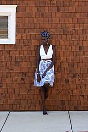 Ajoh Kuch model. Photoshoot of model Ajoh Kuch demonstrating Fashion Modeling.Fashion Modeling Photo #172457