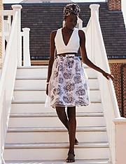 Ajoh Kuch model. Photoshoot of model Ajoh Kuch demonstrating Fashion Modeling.Fashion Modeling Photo #180504