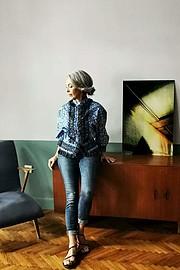 Albena Koutova model (μοντέλο). Photoshoot of model Albena Koutova demonstrating Fashion Modeling.Fashion Modeling Photo #233316