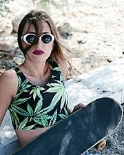Albiona Kaza model (μοντέλο). Photoshoot of model Albiona Kaza demonstrating Fashion Modeling.Fashion Modeling Photo #159541