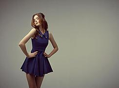 Alecia Hamilton model. Photoshoot of model Alecia Hamilton demonstrating Fashion Modeling.Fashion Modeling Photo #78576
