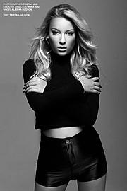 Aleisha Hudson model. Modeling work by model Aleisha Hudson. Photo #78505