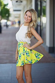 Aleisha Hudson model. Modeling work by model Aleisha Hudson. Photo #78506