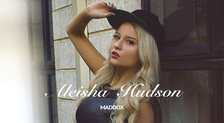 Aleisha Hudson model. Photoshoot of model Aleisha Hudson demonstrating Face Modeling.Face Modeling Photo #78507