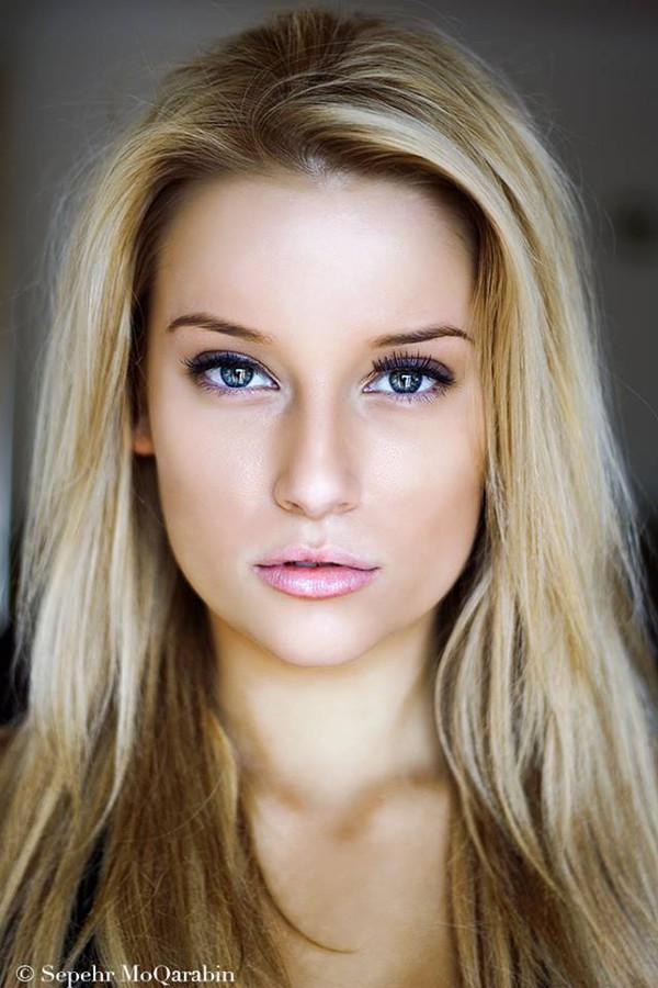 Aleisha Hudson model. Modeling work by model Aleisha Hudson. Photo #78508