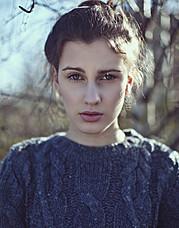 Aleksandra Klima model. Photoshoot of model Aleksandra Klima demonstrating Face Modeling.Face Modeling Photo #93545