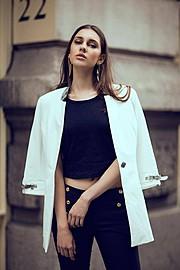 Aleksandra Klima model. Photoshoot of model Aleksandra Klima demonstrating Fashion Modeling.Fashion Modeling Photo #93555