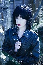 Aleksandra Klima model. Photoshoot of model Aleksandra Klima demonstrating Face Modeling.Face Modeling Photo #93569
